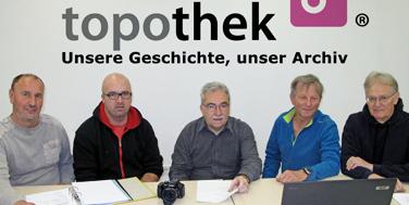 Topothekare in Sarleinsbach