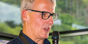 Begrüssung Peter Pichler, Vorstand der Bendorf-AG