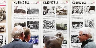 Eröffnung der Ausstellung Rohrbach