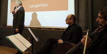 Eröffnung Langenlois