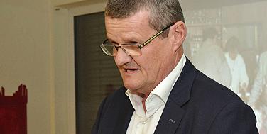 Bürgermeister Christoph Weber © Peter Bors
