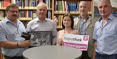 """""""Foto Seinerzeit"""", die gut besuchte Veranstaltung in Schweiggers"""