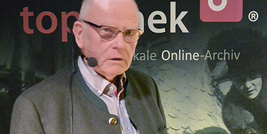 Hubert Brosenbauer erzählte