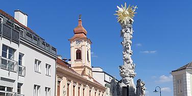 Zisterdsdorf: das alte Rathaus